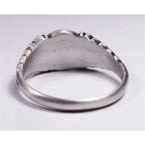 ww ii german silver ring germanrings