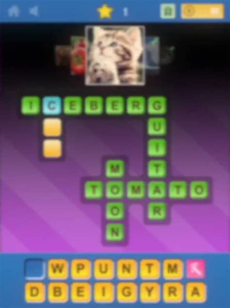 Picture Crossword by Ludobros