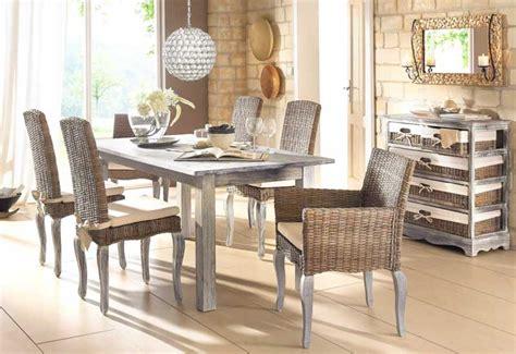schwarzer und weißer speisesaal set glastisch esszimmer idee