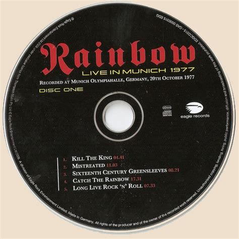 rainbow live in munich 1977 rainbow live in munich 1977 2006 flac