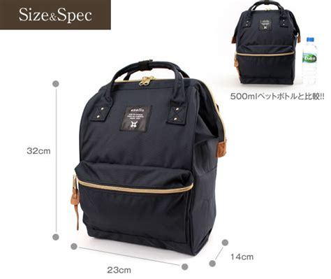 Tas Ransel Anello Handle Backpack Cus Rucksack S Siz Promo anello tas ransel handle backpack cus rucksack s size