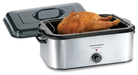 electric kitchen appliances hamilton beach electric roaster oven modern electric