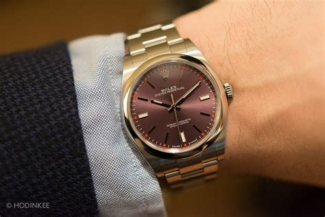 Rolex Cellini Ab Leather Black Silver on with the new 39 mm rolex oyster perpetual