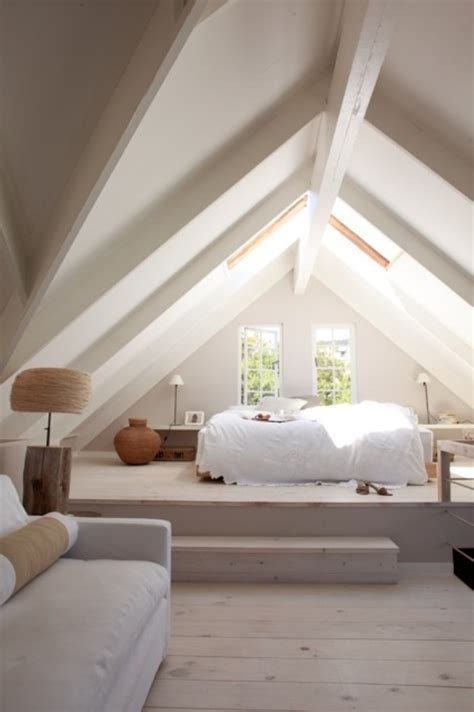 loft ideas for bedrooms 70 cool attic bedroom design ideas shelterness
