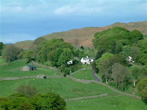 lake district hilly areas of the world lake district uk and