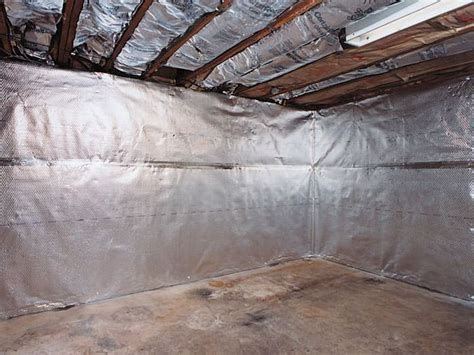 ThermalDry Basement Radiant Wall Barrier for Ontario