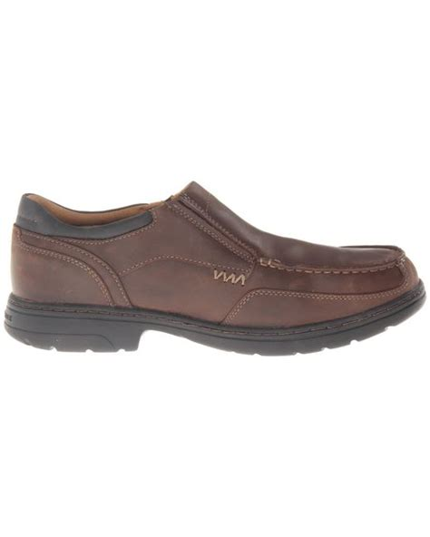 Timberland Ring Safety timberland branston esd safety toe slip on in brown for