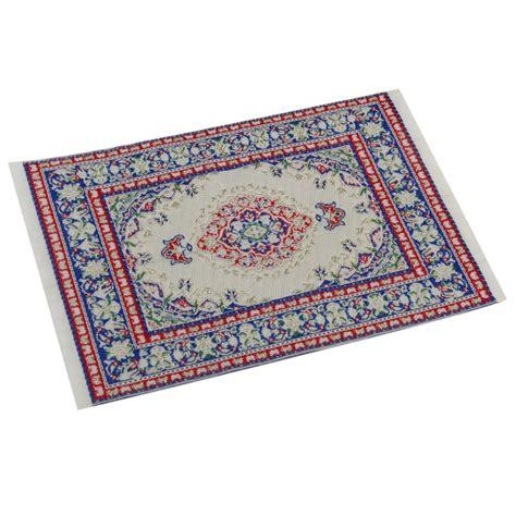 tappeto ebay tappeto per casa di bambole in miniatura in tessuto