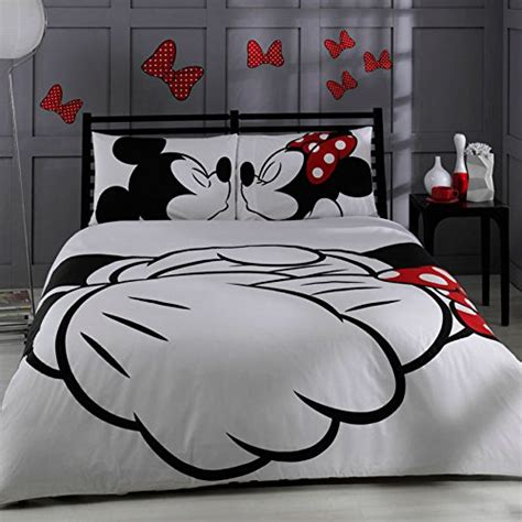 Mickey And Minnie Mouse Bedroom Set by Disney Bedding For Adults And Webnuggetz