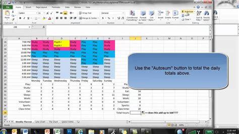 create planner create a weekly calendar christopherbathum co