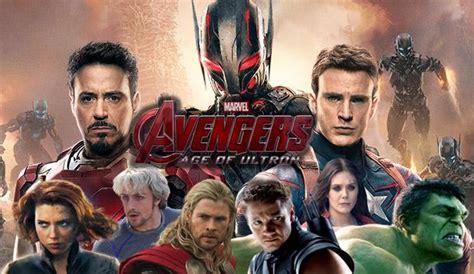 jadwal film marvel avengers age of ultron luncurkan trailer extended spektakuler