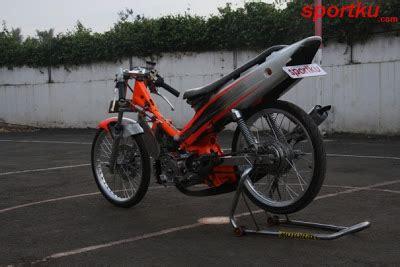 Lu Projie Satria F wareh modif yamaha f1zr drag bike ajib informasi internetmu terlengkapdana wareh