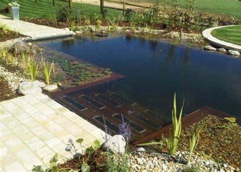 natural backyard pools enjoying your garden this summer natural swimming pools