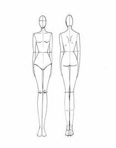 mannequin template for fashion design items similar to customization for your dress on etsy