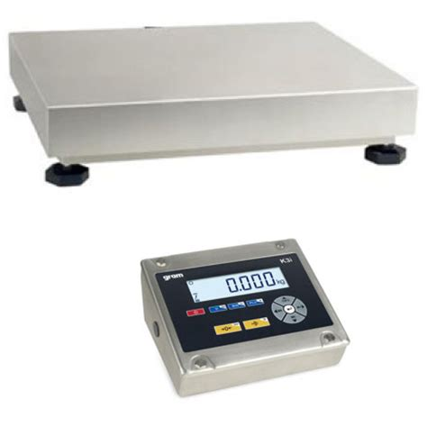 high capacity platform check weigher and floor scale marsden scales gram precision k3i series platform floor scale