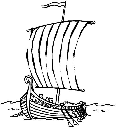 printable viking images printable easter coloring page viking boat az coloring
