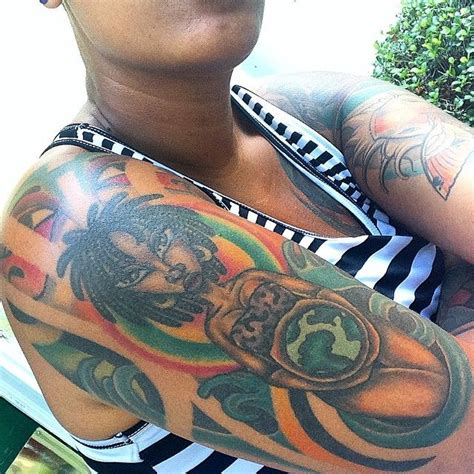 colored tattoos on dark skin 228 best colored tatts on skin images on