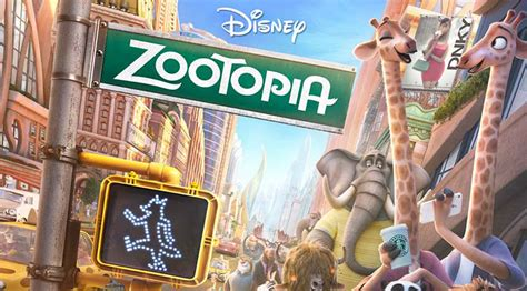 Disney Ticket Giveaway - preview disney zootopia hapamama