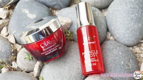 Olay Satu Set olay regenerist miracle duo review ayue idris
