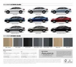 2014 Hyundai Accent Colors 2014 Hyundai Sonata Brochure Glenbrook Hyundai Happy Car