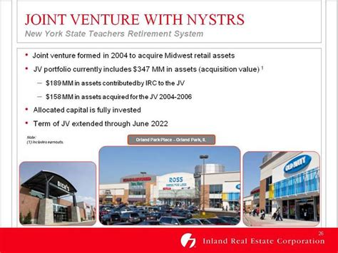 Irc Section 481 by Joint Venture Growth Strategies Diversify Capital