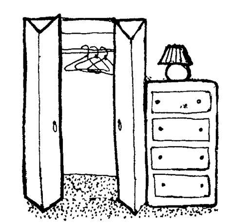 { Mormon Share } Closet dresser