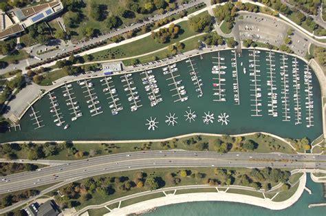boat slip diversey harbor diversey harbor lagoon the chicago harbors in chicago il