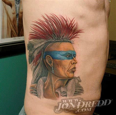 mohawk indian tribal tattoos crucial studio maryland custom tattoos mohawk