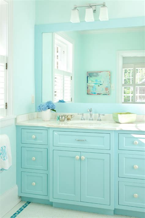 turquoise bathroom ryland witt interior design house of turquoise