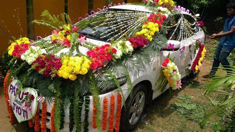 style decoration marriage car decoration