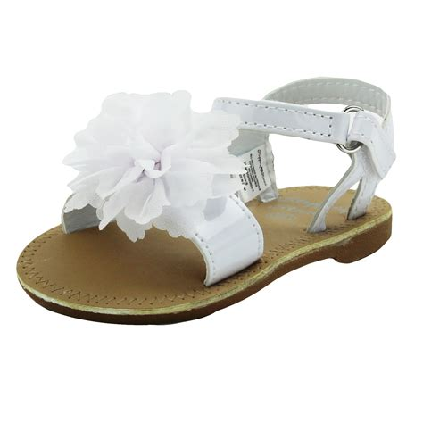 white sandals for toddlers toddler white sandals www pixshark images