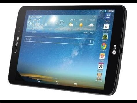 Tablet 4glte lg g pad 4g lte tablet black 8 3 inch 16gb verizon wireless