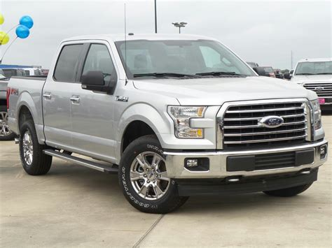New Ford F 150 by New 2017 Ford F 150 Xlt Crew Cab In Port Lavaca