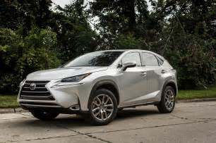 2015 Lexus Nx 300h 2015 Lexus Nx 300h Around The Block