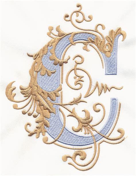 Vintage Royal Alphabet & Accent Designs (2013 Alphabets ... H Alphabet Designs