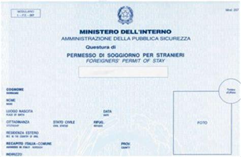 ministero dell interno permesso di soggiorno conversione permesso di soggiorno stagionale nota