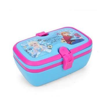 Disney Frozen Lunch Box Pink buy disney frozen beautiful lunch box with handle