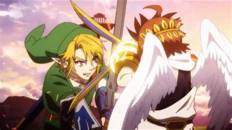 Link Time Fabsugar Want Need 60 by Legend Of Amv