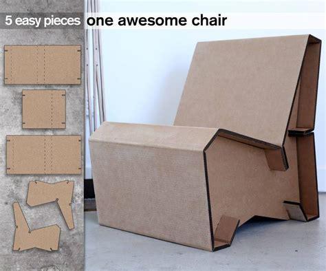 como hacer un sillon como hacer un sill 243 n de cart 243 n hazlo tu mismo taringa