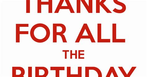 Reply For Wishing Happy Birthday Best Thank You Reply For Birthday Wishes Thank You