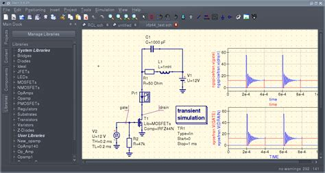 pcb layout software ubuntu circuit simulation software ubuntu circuit and