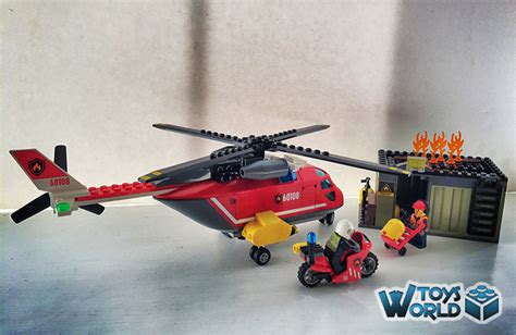 Best 60108 Lego City Response Unit Helicopter lego city response unit 60108 toysworld