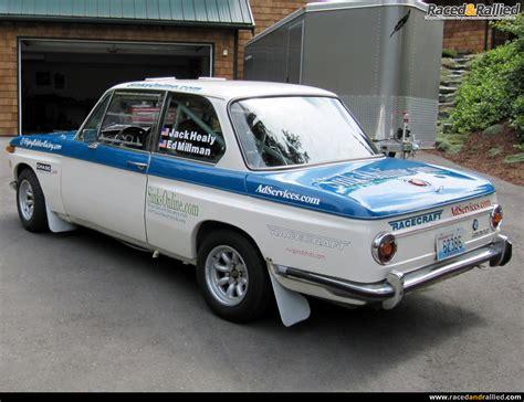 bmw rally car 1969 bmw 2002 rally car rally cars for sale at raced