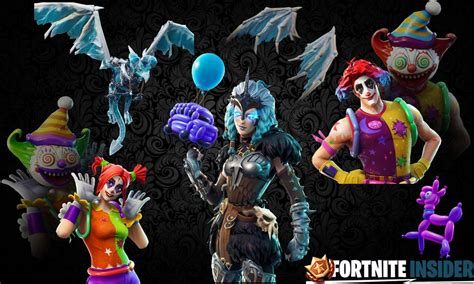fortnite leaked skins names rarities of fortnite leaked skins cosmetics