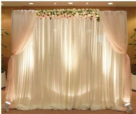 wedding backdrop stand 17 best images about pipe and drape on trade show displays backdrops for weddings