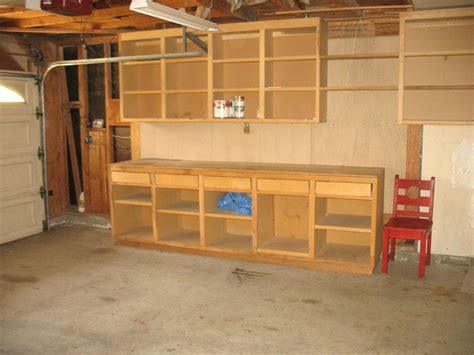 build garage wall cabinets garage workbench ideas pegboard organizationgarage wall