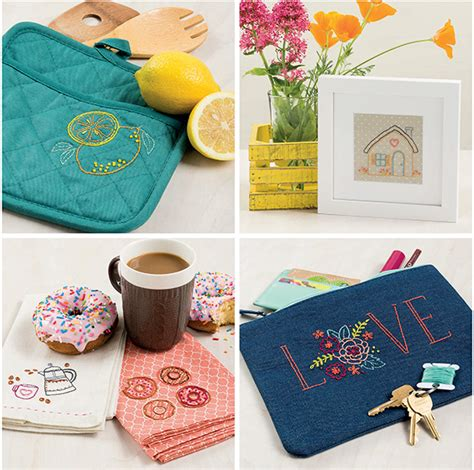 lunch hour embroidery 130 playful motifs from a to z books 130 ways to stitch away your lunch hour see our
