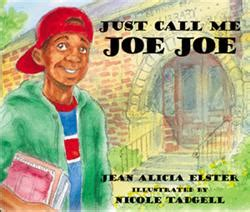 just call me joe joe hardcover book jean elster