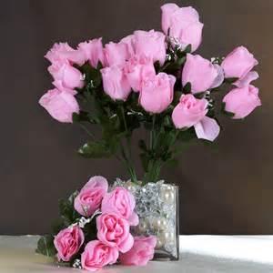 wholesale wedding flowers 84 silk buds roses wedding flowers bouquets wholesale supply for centerpieces ebay