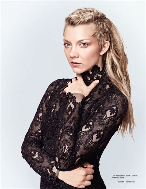 natalie dormer photoshoot for vvv magazine 2015